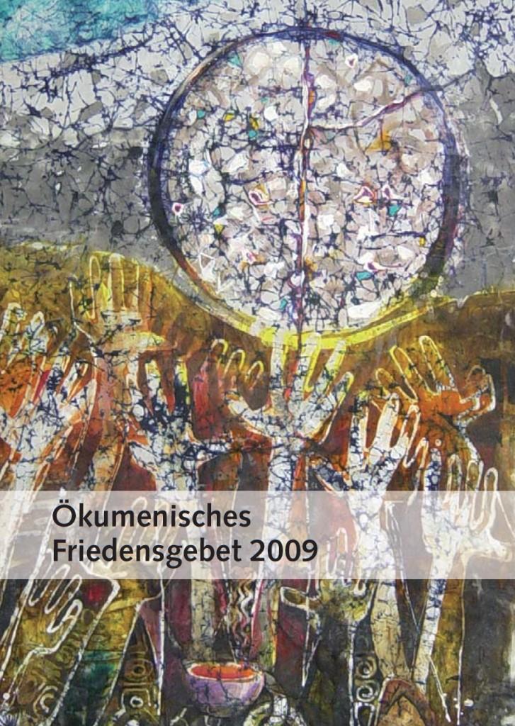 Ökumenisches Friedensgebet 2009 (Titel)
