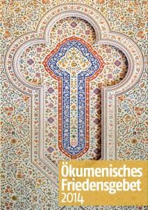 Ökumenisches Friedensgebet 2014 | Foto: M. Vogt, missio