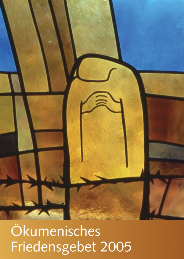 Ökumenisches Friedensgebet 2005 (Titel) | Foto: missio