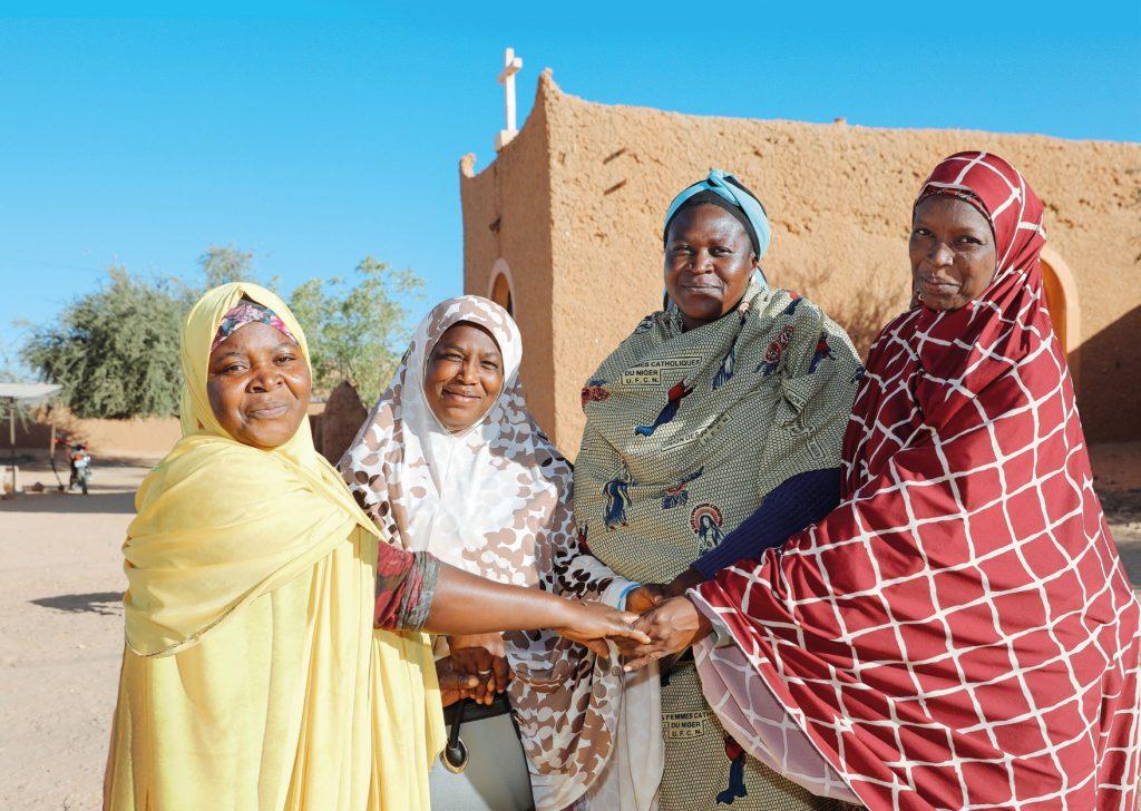 Ökumenisches Friedensgebet 2020: Frauen im Niger